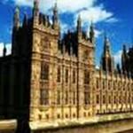 Здание правительства Англии